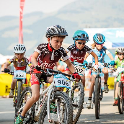 These were the children's races 2017